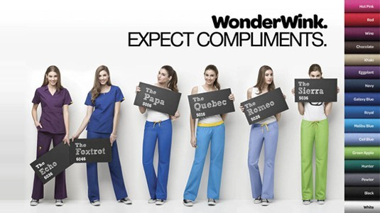 Wonder Wink - Expect Compliments