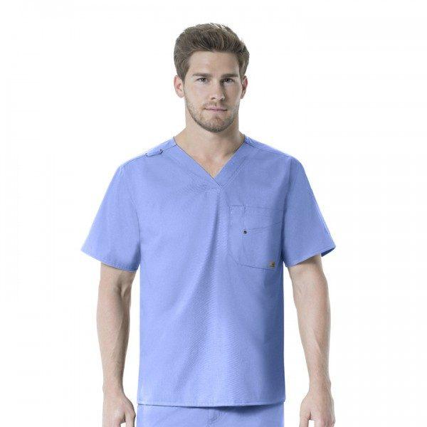 34e2cd1aa6c Carhartt Rockwall Men's Multi Pocket V-neck Top – Scrubs Direct
