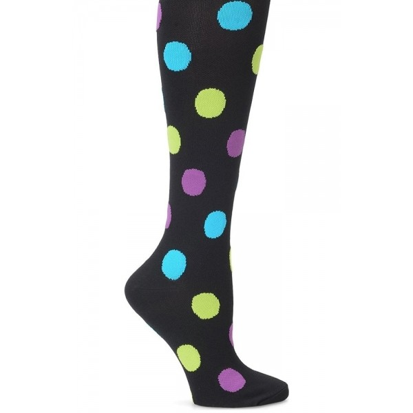 5802a02918 Compression Trouser Socks Bright Dots by Nurse Mates – Scrubs Direct