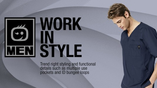 Wonder Work Men - Work in Style