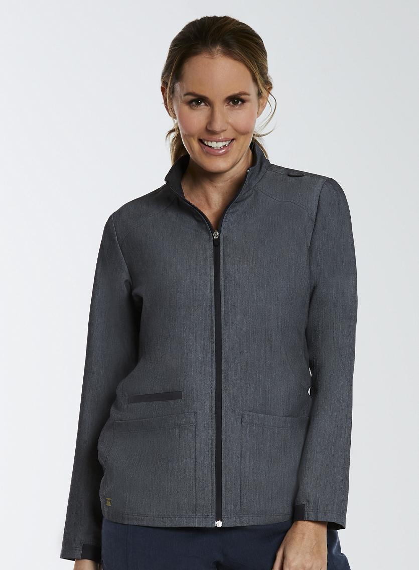 5f434996e6a Matrix Pro by Maevn Women s Contrast Scrub Jacket – Scrubs Direct
