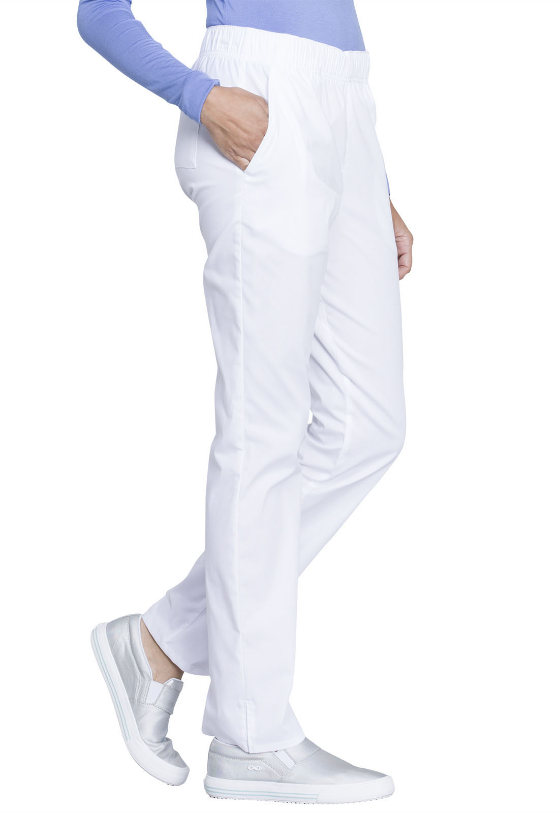 f6e9672b514 Cherokee Natural Rise Tapered Leg Drawstring Pant – Scrubs Direct